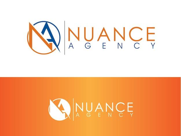Logotipo da pequena agência criativa