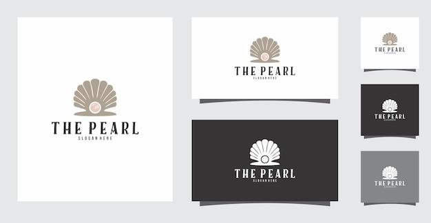 Logotipo da pérola