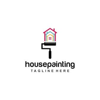 Logotipo da pintura