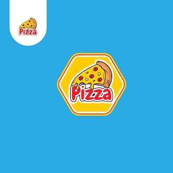Logotipo da pizza