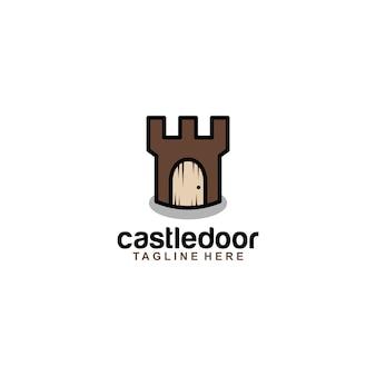 Logotipo da porta