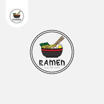 Logotipo da ramen