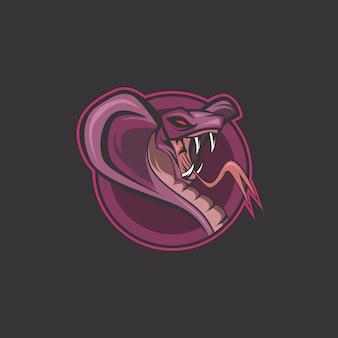 Logotipo da serpente