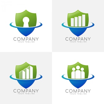Logotipo da shield secure company