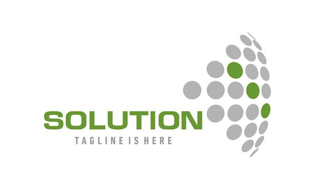 Logotipo da solução tech