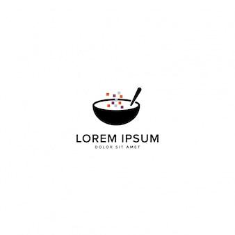 Logotipo da sopa digital