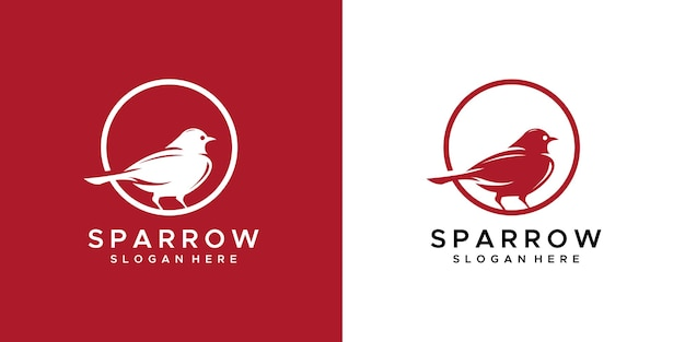 Logotipo da sparrows