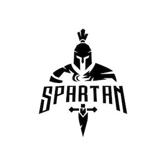 Logotipo da spartan