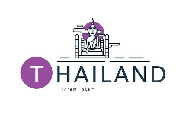 Logotipo da tailândia.