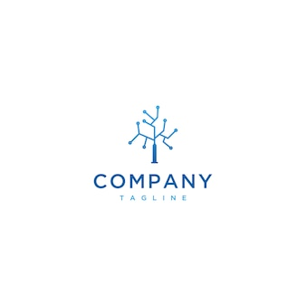 Logotipo da tech tree