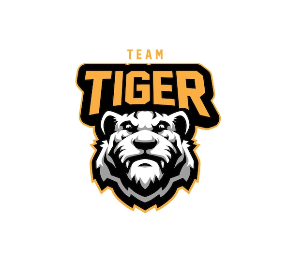 Logotipo da tiger team esport