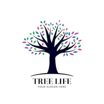 Logotipo da tree life