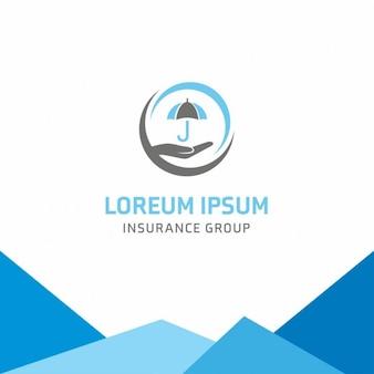 Logotipo da umbrella insurance