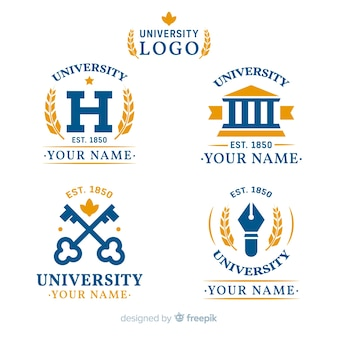 Logotipo da universidade