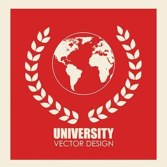 Logotipo da universidade
