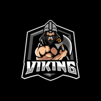 Logotipo da viking esport