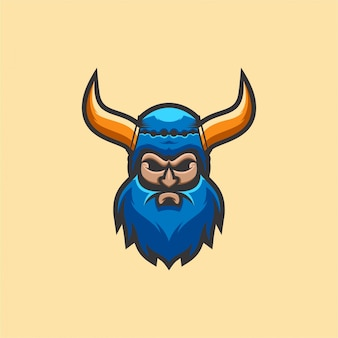 Logotipo da viking