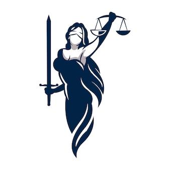 Logotipo da visão azul