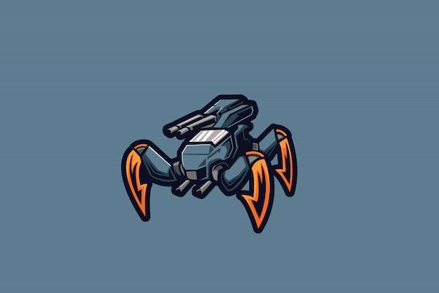 Logotipo de aero tank e sports