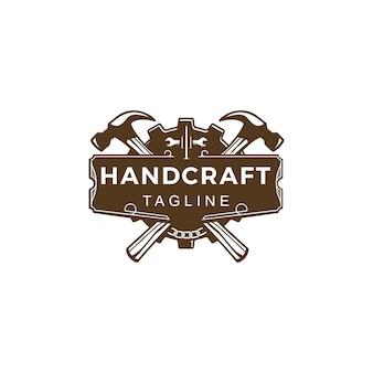 Logotipo de artesanato