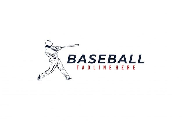 Logotipo de beisebol