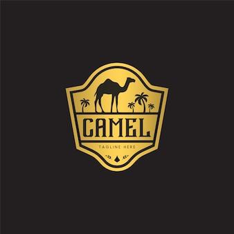 Logotipo de camelo