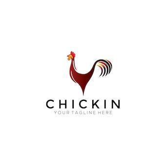 Logotipo de chickin