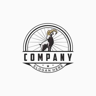 Logotipo de cordeiro