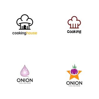 Logotipo de cozinha