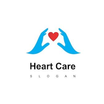 Logotipo de cuidados com a lareira