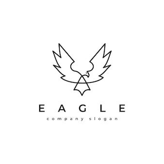 Logotipo de eagle