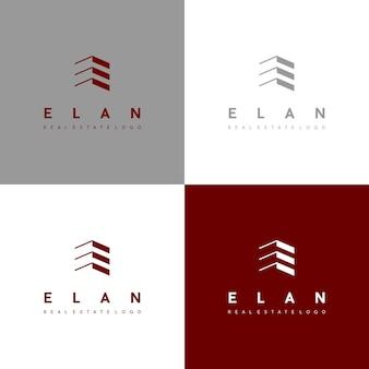 Logotipo de elan
