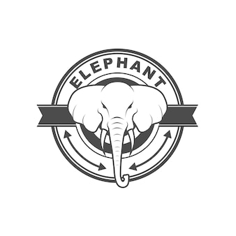 Logotipo de estilo vintage de vetor