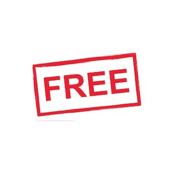 Logotipo de etiqueta de texto gratuito