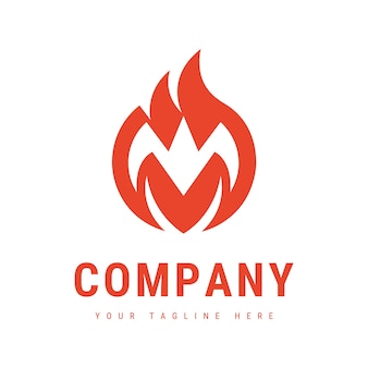 Logotipo de fire m