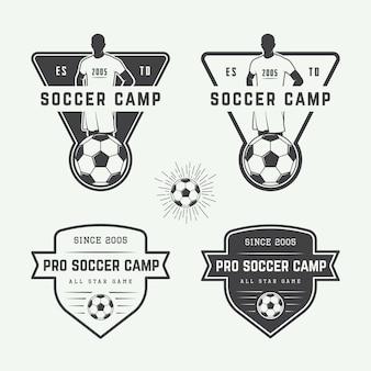 Logotipo de futebol ou futebol