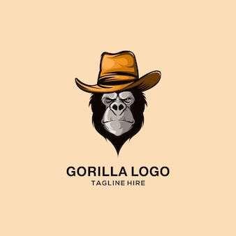 Logotipo de gorila