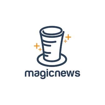 Logotipo de jornal