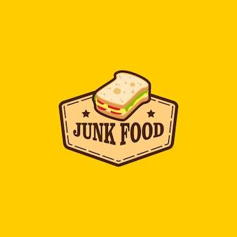 Logotipo de junk food