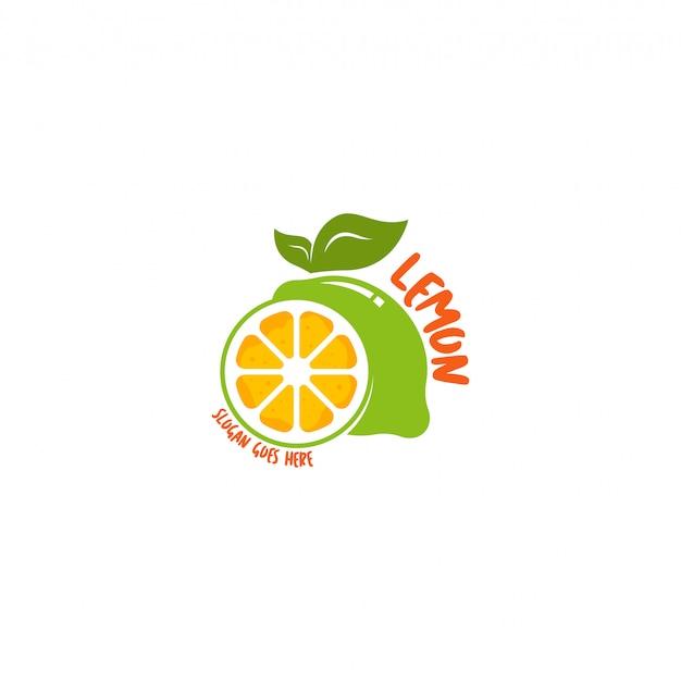 Logotipo de limão