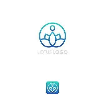 Logotipo de lótus