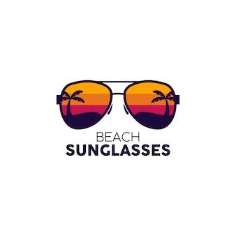 Logotipo de óculos