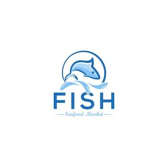 Logotipo de peixe