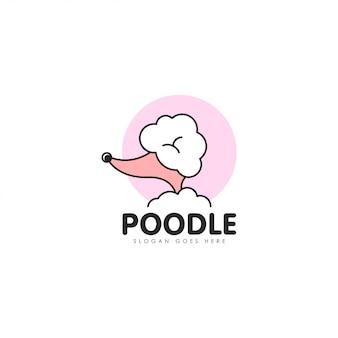 Logotipo de poodle