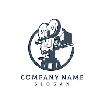 Logotipo de produções de vídeo