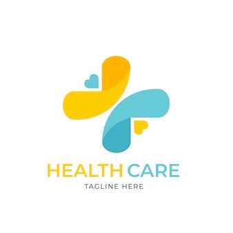 Logotipo de saúde