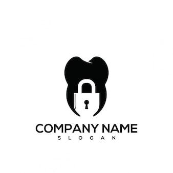 Logotipo de segurança dentária