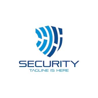 Logotipo de segurança