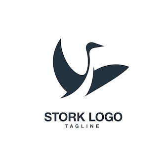 Logotipo de stork