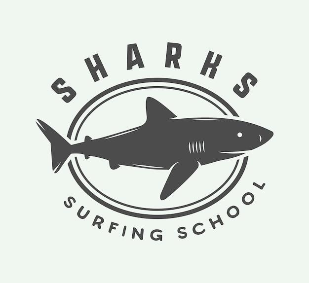 Logotipo de surf